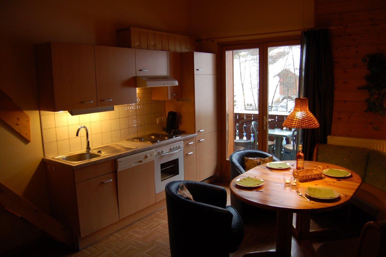 Gezellig Ingerichte Woonkamer : Appartement voor 4 tot 6 personen residence la joly