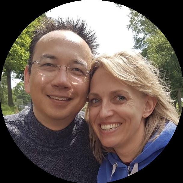 Brenda en Chris Yap